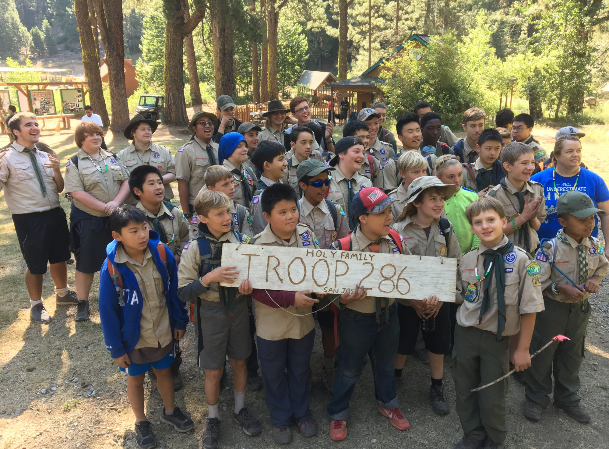 BSA Troop 286